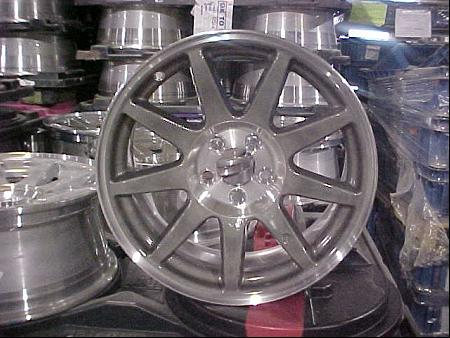 Aluminum Wheel Stripping Products that Restore Original Surface Quality to Recondition Aluminum Wheels.